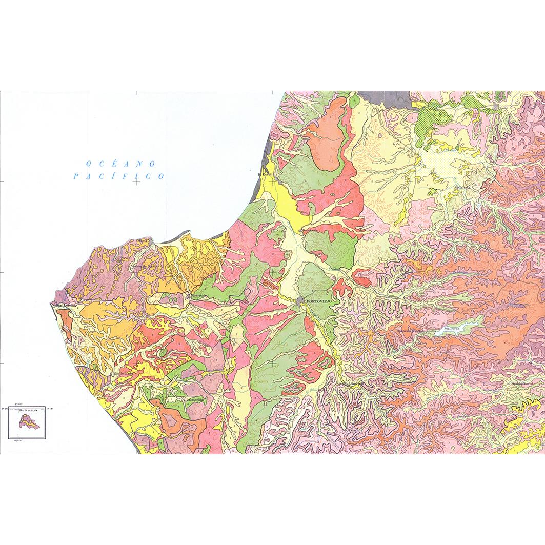 Portoviejo : carta de aptitudes agricolas
