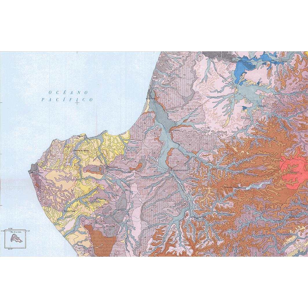 Portoviejo : carta de suelos