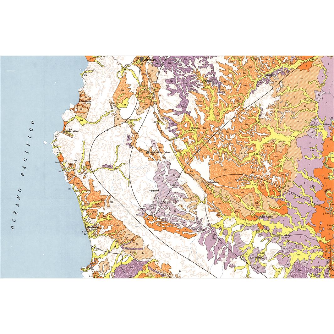 Jipijapa : zonas regables segun criterios fisico-climaticos