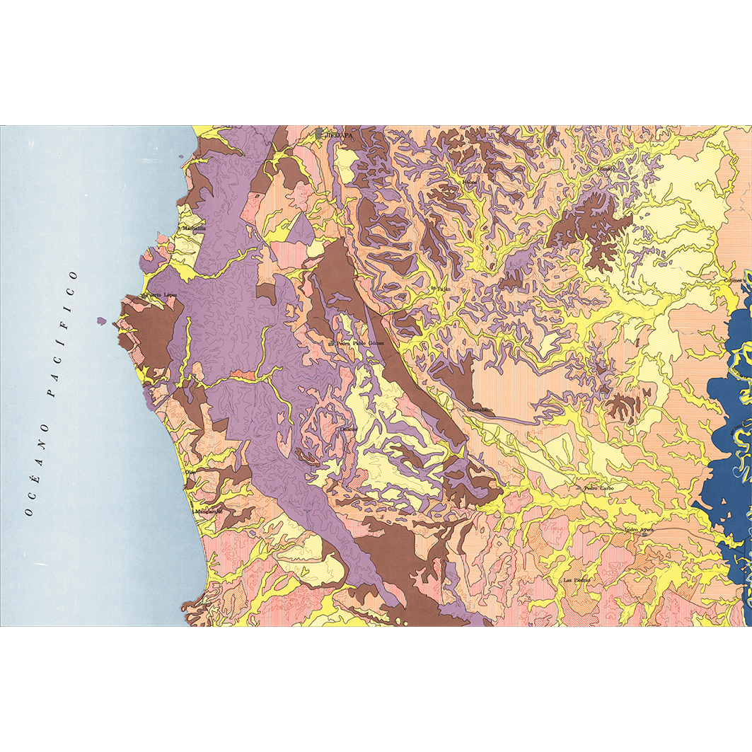 Jipijapa : carta de recursos de suelos